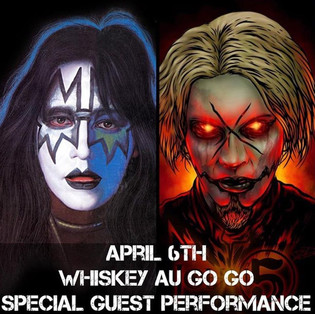 JOHN 5 to be joined by Ace Frehley, Nikki Sixx and Sebastian Bach at upcoming Whisky show