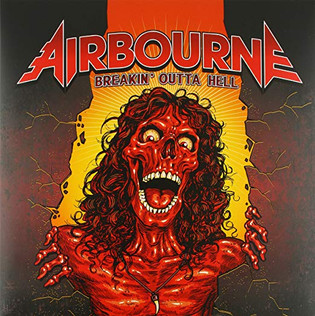 """AIRBOURNE """"Breakin' Outta Hell"""" Album Review"""