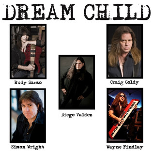 DREAM CHILD, a brand new band featuring former members ofDIO,AC/DC andOZZY.