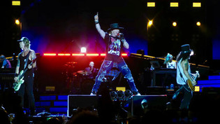 GUNS N' ROSES ANNOUNCE NEW DATES FOR NOT IN THIS LIFETIME TOUR; SHOWS IN TORONTO, NEW YORK, LOS