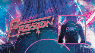 "British rockers PASSION stream new single ""Back"""