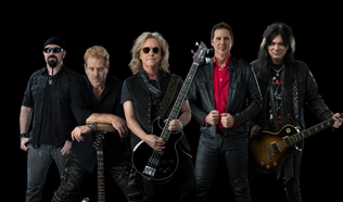 NIGHT RANGER have initiated the writing and recording for new studio album