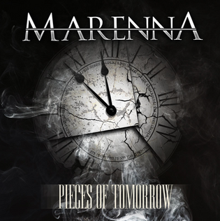 """MARENNA releases new EP """"Pieces Of Tomorrow"""""""