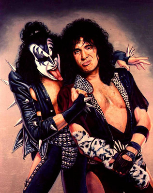 Gene Simmons  Set to Release a Solo Box Set with over 100 songs by Years End