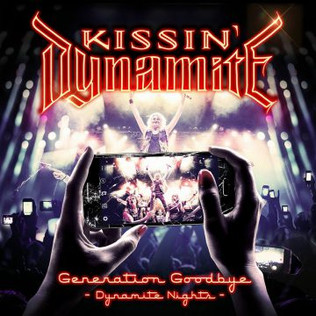"""Kissin' Dynamite release video for """"She Came She Saw"""" from upcoming live CD/DVD"""