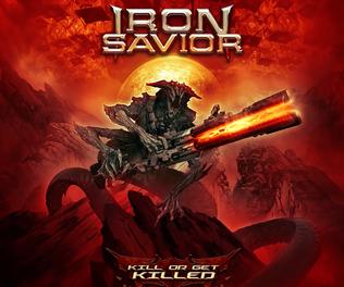 IRON SAVIOR stream latest single 'Eternal Quest'