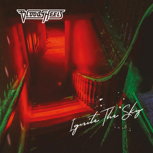 """BLOODY HEELS announce Frontiers' debut """"IGNITE THE SKY"""""""