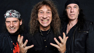ANVIL - Complete Recording of 'POUNDING THE PAVEMENT'