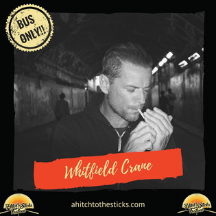 Ugly Kid Joe's Whitfield Crane to play bus show; A Hitch to the Sticks