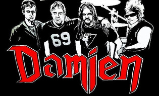 DAMIEN'S 'Beyond Apathy' will be released by Lost Realm Records
