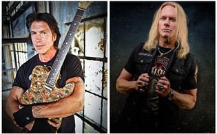 The new band featuring three members of the classicDOKKEN and ROBERT MASON  christenedTHE END