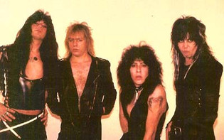 RIK FOX sets the record straight about the formation of W.A.S.P., STEELER