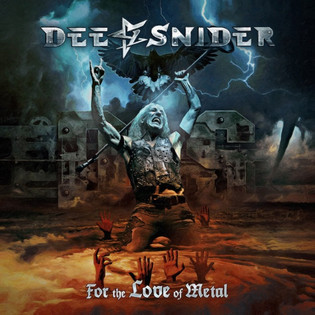DEE SNIDER 'For The Love Of Metal' Album Review