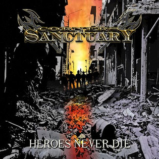"CORNERS OF SANCTUARY New Single ""Heroes Never Die"""