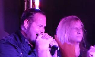 Ex-JUDAS PRIEST Singer TIM 'RIPPER' OWENS Joins Forces With SAVATAGE Guitarist CHRIS CAFFERY
