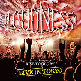 """LOUDNESS """"Live in Tokyo"""" Album Review"""