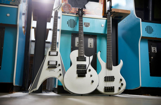 Kramer: Made To Rock Hard - New Collection Announced Ahead Of NAMM 2020