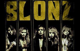 BLONZ reissue their 1990 self titled album