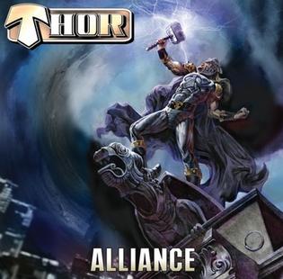 "Thor Releases New Album ""Alliance"""
