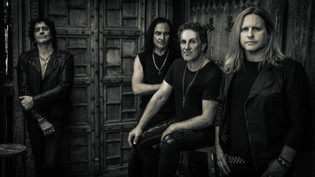 LAST IN LINEto begin writing material for  third album