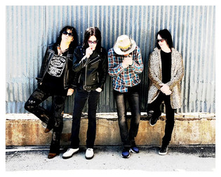 Steve Riley's version of L.A. GUNS to release new single 'Crawl' on April 20th