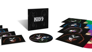 KISS – 40TH ANNIVERSARY COLLECTION OF SOLO ALBUMS ANNOUNCED