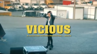 HALESTORM release new video for 'Vicious'