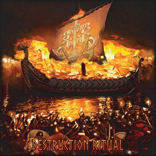 Ex-OVERKILL Guitarist BOBBY GUSTAFSON's SATANS TAINT Streams 'Desecration'