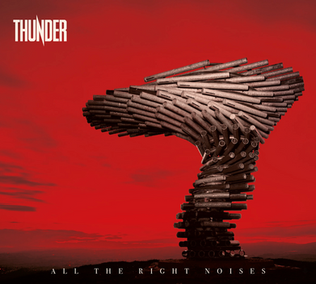 Thunder Announce Expanded Edition Of Their Top 3 Album 'All The Right Noises'