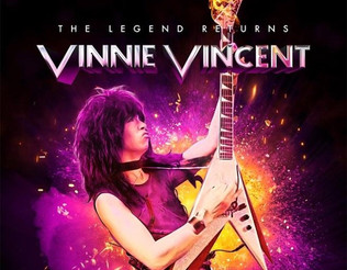 Vinnie Vincent's shows in Memphis on December 7th & 8th have been postponed until February 8