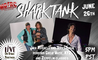 Former GREAT WHITE Singers JACK RUSSELL And TERRY ILOUS To Team Up For Livestreamed Acoustic Concert