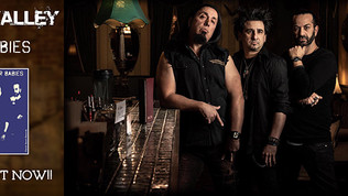 """CRASH VALLEY """"War Babies"""" new single and video"""