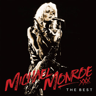 """""""Michael Monroe - The Best"""", releases worldwide on June 9th2017"""