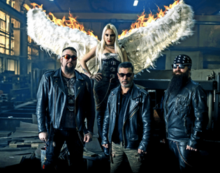 Scarlet Auraset to release 'Hot'n'Heavy' March 22nd