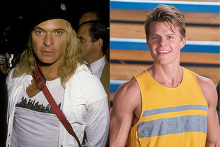 David Lee Roth' makes an appearance in the upcoming Netflix movie 'The Dirt'