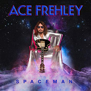ACE FREHLEY to release 'Spaceman' October 19th