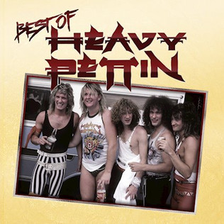 """HEAVY PETTIN to release their """"Best Of"""" album November 27th"""