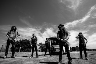 ABLAZE premiere official video for 'Long Way Home' : set to support John Corabi on tour