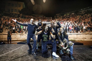 SONS OF APOLLO Release Live Video 'Labyrinth' From 'Live With The Plovdiv Psychotic Symphony'