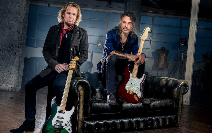 Adrian Smith & Richie Kotzen release first single
