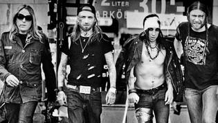 BACKYARD BABIES Release 'Shovin' Rocks' Single
