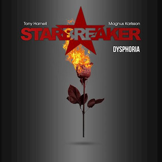STARBREAKER featuring Ex-TNT vocalist Tony Harnell release debut album 'Dysphoria'