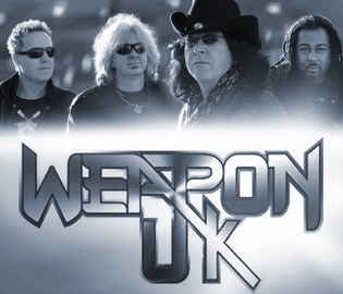 "WEAPON UK Release ""GHOSTS OF WAR"" Single Ft. Clare Cunningham"