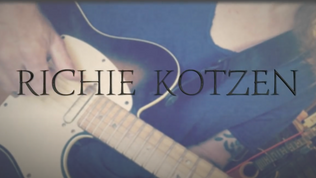 "Richie Kotzen releases new single-video ""Raise the Cain"""