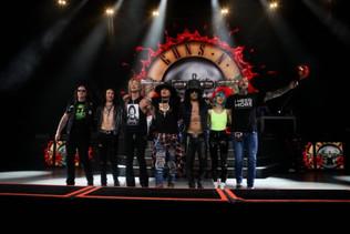 GUNS N' ROSES Announces July 2021 North American Tour Dates