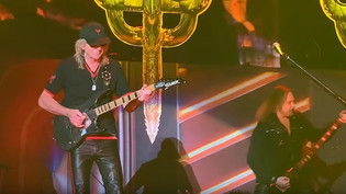 GLENN TIPTON Performs With JUDAS PRIEST At Two Tokyo Concerts