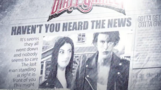 """DIRTY SHIRLEY featuring George Lynch  and vocalist Dino Jelusick release  """"Last Man Standing&qu"""