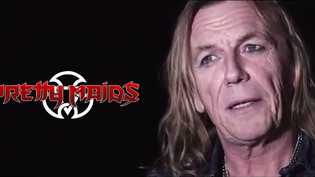 PRETTY MAIDS Singer RONNIE ATKINS Announces He Is Cancer-Free