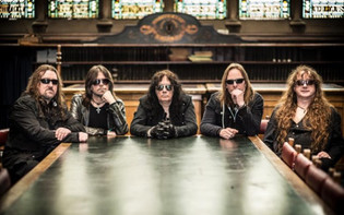 SATAN release video for 'The Doomsday Clock' new album due September 7th