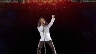 First Look At New RONNIE JAMES DIO Hologram